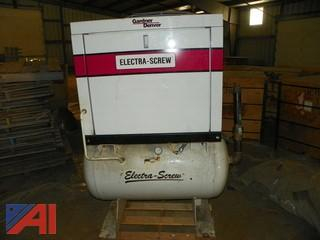 Gardner Denver Electra Screw Air Compresso