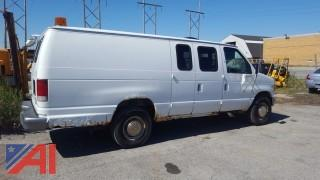 1998 Ford E-350 Super Duty Van