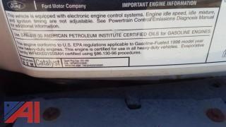 1998 Ford E-350 Super Duty Van