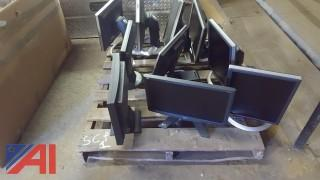 Lot of Computer Monitors