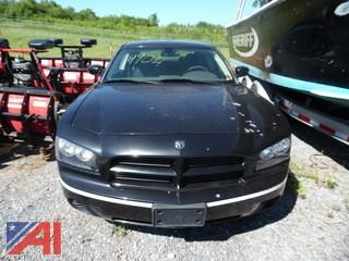 2008 Dodge Charger 4DSD
