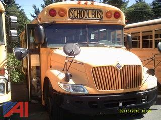 2005 International 3000 School Bus w/ Wheel Chair Lift