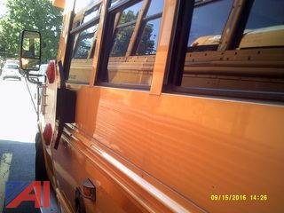 2008 Chevrolet G3500 School Bus
