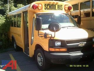 2008 Chevrolet G3500 School Bus