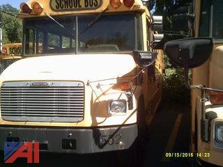2002 Freightliner FS65 School Bus