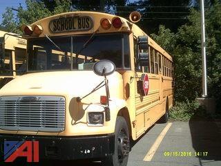 2004 Freightliner FS65 School Bus