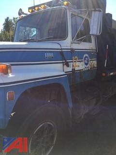1984 Ford L9000 Dump Truck