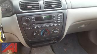 2002 Ford Taurus 4DSD