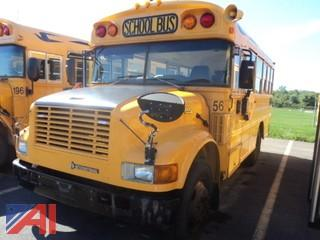 2001 International 3800 School Bus