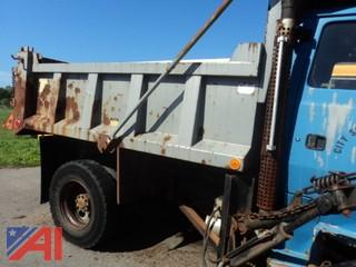 **Lot Updated** 1994 Ford L9000 Dump Truck