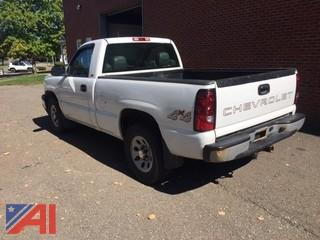 2005 Chevy K1500 Pickup