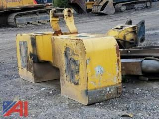 **Lot Updated** 2004 Komatsu PC400 LC-7 Hydraulic Excavator