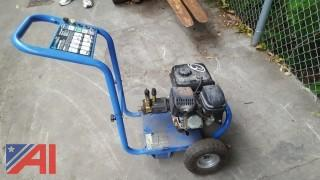 Pacific Hydrostar Power Washer and More
