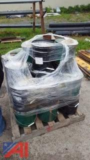 (2) Pallets of Assorted Heavy Duty Culvert Screws