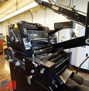 A.B. Dick 9975PFA Perfector Small Offset Press