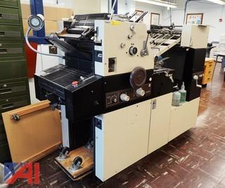 Itek Graphix 975PFA Perfector Small Offset Press