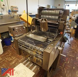 AB Dick 9870-D Offset Press
