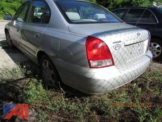 2003 Hyundai Elantra 4D