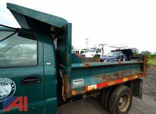 2003 Chevy Silverado 3500 Dump Truck 4WD