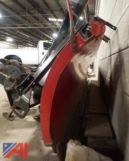 2012 Western 71/2' Plow W/ UltraMount/Wire Harness & Control