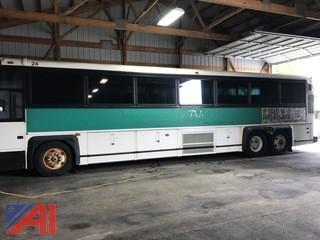 2003 MCI D4000 Motor Coach