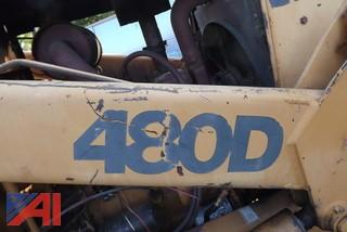 Case 480D Front End Loader