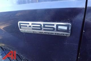 2006 Ford F350 Pickup