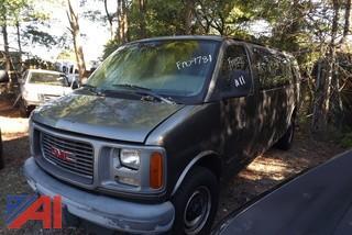 1999 GMC 3500 Van