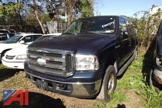 2005 Ford Excursion SUV