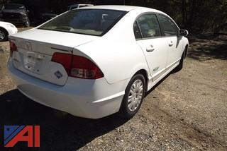 2007 Honda Civic Sedan