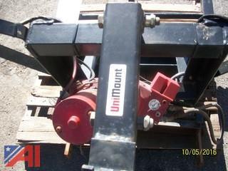 Unimount Western Plow Mount Frame