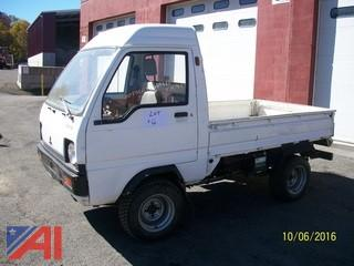 1995-1998? Mitsubishi Mighty Mits Utility Vehcile