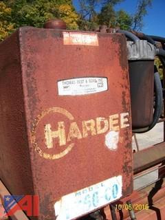 Hardee Side Discharge Mower