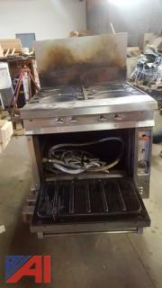 Vulcan Oven