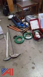 Lot of Assorted Tools and More