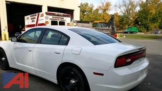 2012 Dodge Charger 4DSD