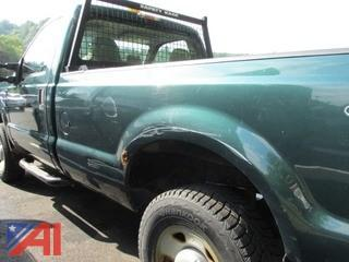 **Updated** 2008 Ford F250 Reg Cab