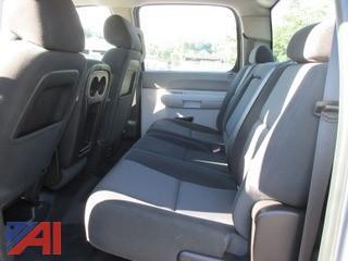 2013 Chevy Silverado Crew Cab