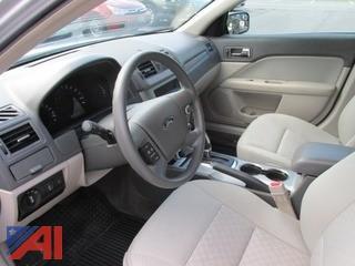 2011 Ford Fusion Sedan