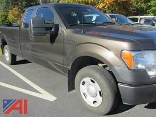 2009 Ford F150 Extended Cab