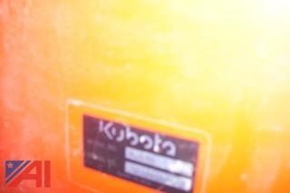 """Kubota 50"""" Snow Blower"""