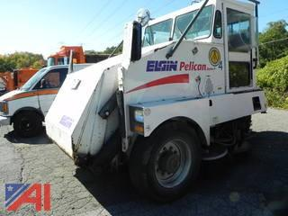 2002 Elgin Pelican Sweeper