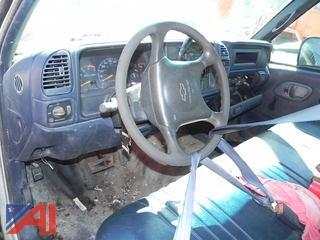 2000 Chevrolet C/K 3500 Crew Cab Truck
