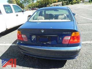 2001 BMW 325i 4DSD