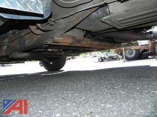 2003 Chevrolet Silverado 2500HD Utility w/ Plow