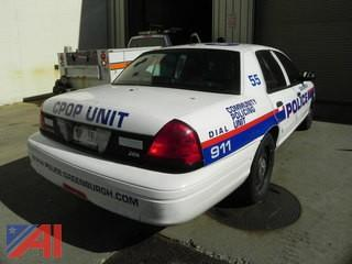 2010 Ford Crown Victoria 4DSD/Police Interceptor