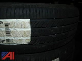(7) New Goodyear Integrity Tires