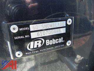 Bobcat 60 Snowblade Attachment