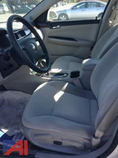 2009 Chevrolet Impala LS 4DSD