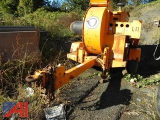 2002 Tarco Windy 400 Leaf Machine
